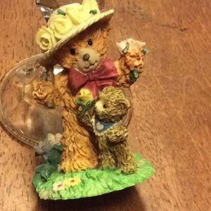 Bear decoration